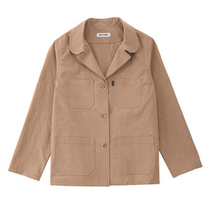 SS19 COTTON WORK JACKET (beige)