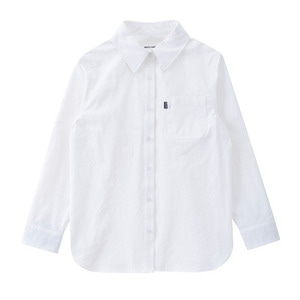 SS19 COTTON WHITE SHIRT
